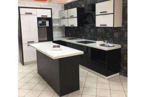 Кухонный гарнитур с островом - Мебельная фабрика «МК АртСити»