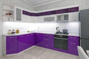 Кухонный гарнитур Санрайз-1 - Мебельная фабрика «Пульсар»