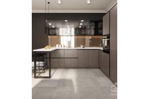 Кухонный гарнитур Селена - Мебельная фабрика «Экомебель»