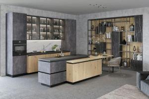 Кухонный гарнитур Silver Slate - Мебельная фабрика «Cucina»