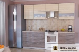 Кухонный гарнитур Симфония-2 - Мебельная фабрика «Шарм-Дизайн»