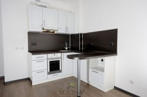 Кухонный гарнитур Small White - Мебельная фабрика «SOLINA»