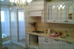 Кухонный гарнитур со шкафом-купе - Мебельная фабрика «Эльф»