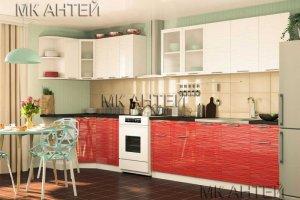 Кухонный гарнитур Страйп угловой - Мебельная фабрика «Антей»