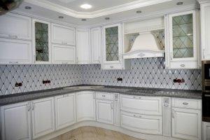 Кухонный гарнитур угловой - Мебельная фабрика «Московский мебельный альянс»
