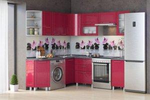 Кухонный гарнитур угловой Алла - Мебельная фабрика «Эко»