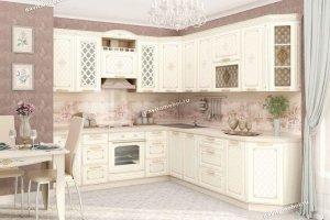 Кухонный гарнитур угловой Милана 18 - Мебельная фабрика «Витра»