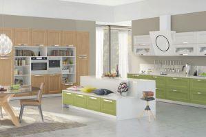 Кухонный гарнитур угловой Пальмира - Мебельная фабрика «Энли»