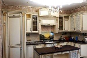 Кухонный гарнитур в классическом стиле - Мебельная фабрика «НиксМебель»