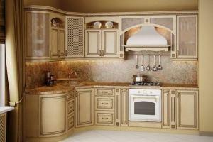 Кухонный гарнитур Классика 1 - Мебельная фабрика «КамиАл»
