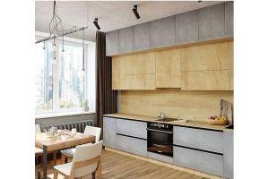 Кухонный гарнитур в стиле Эко-Лофт - Мебельная фабрика «VELDE»