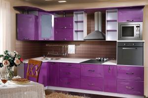 Кухонный гарнитур Вега - Мебельная фабрика «Славные кухни (ИП Ларин В.Н.)»