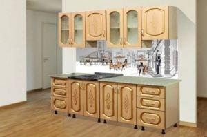 Кухонный гарнитур Вензель - Мебельная фабрика «Татьяна»