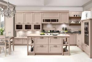 Кухонный гарнитур Верона с островом - Мебельная фабрика «ЯВИД»