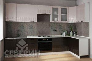 Кухонный гарнитур Волна - Мебельная фабрика «Северин»