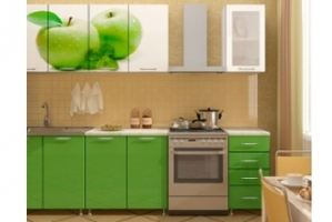 Кухонный гарнитур Яблоко - Мебельная фабрика «Татьяна»