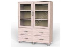 Кухонный комод буфет Вилли 8 - Мебельная фабрика «Алтай-Командор»
