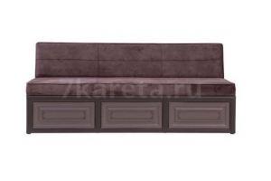 Кухонный раскладной диван Шеффилд дельфин - Мебельная фабрика «Седьмая карета»