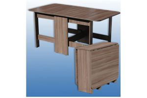 Кухонный стол-книжка 2 - Мебельная фабрика «Керулен»