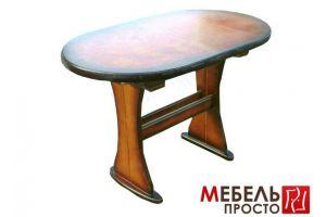 Кухонный стол Милвертон из массива сосны - Мебельная фабрика «МЕБЕЛЬ ПРОСТО»