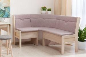 Кухонный угловой диван Этюд 2-1 - Мебельная фабрика «Боровичи-Мебель»