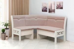 Кухонный угловой диван Этюд кантри - Мебельная фабрика «Боровичи-Мебель»