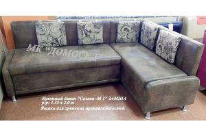 Кухонный угловой диван Селена -М 1 - Мебельная фабрика «Домосед»