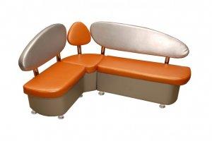 Кухонный угловой Диван Техно - Мебельная фабрика «Сафина»