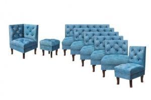 Кухонный угол Венеция модульный - Мебельная фабрика «КМК»