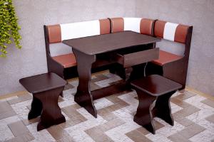 Кухонный уголок 5 - Мебельная фабрика «РиАл», г. Волжск