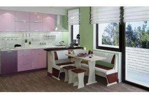 Кухонный уголок Аккорд Космо - Мебельная фабрика «Форс»