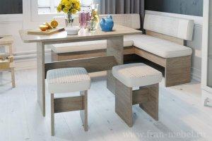 Кухонный уголок Дублин - Мебельная фабрика «Фран»