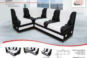 Кухонный уголок Элит - Мебельная фабрика «Идеал»