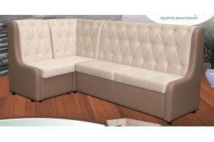 Кухонный уголок Эстет - Мебельная фабрика «MAB мебель»