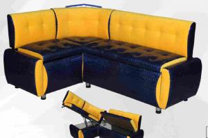 Кухонный уголок Фантазия 16 - Мебельная фабрика «СВ»