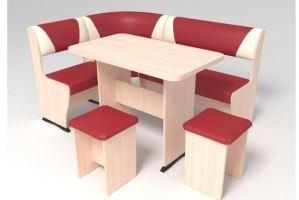 Кухонный уголок Горизонт-2 - Мебельная фабрика «ГК Континент мебели»