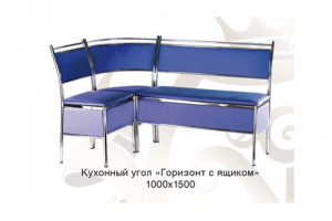 Кухонный уголок Горизонт с ящиком - Мебельная фабрика «Ri-Rom»