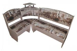 Кухонный уголок Город - Мебельная фабрика «ТМК (Техномебель)»
