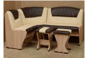 Кухонный уголок комбинированный - Мебельная фабрика «Актив М»