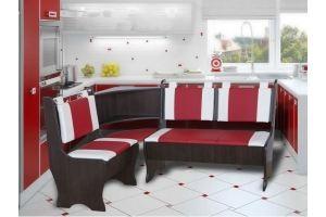 Кухонный уголок КУ-40 - Мебельная фабрика «Вельвет»