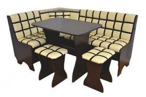 Кухонный уголок КУА-17 - Мебельная фабрика «Салем-Мебель»