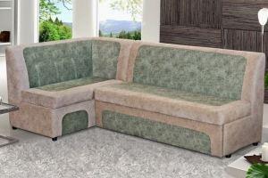 Кухонный уголок Люкс-2 - Мебельная фабрика «Мягкий Стиль»