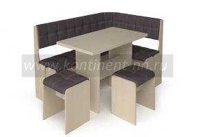 Кухонный уголок Марс - Мебельная фабрика «ГК Континент мебели»