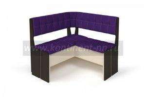 Кухонный уголок Марс Мини - Мебельная фабрика «ГК Континент мебели»