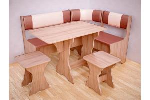 Кухонный уголок МС 4 - Мебельная фабрика «РиАл», г. Волжск