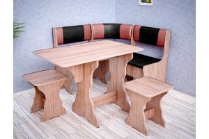 Кухонный уголок МС 8 - Мебельная фабрика «РиАл», г. Волжск
