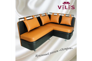 Кухонный уголок Остров - Мебельная фабрика «Велес»