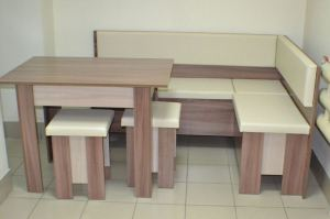 Кухонный уголок Стиль 2х цв - Мебельная фабрика «Миссия»