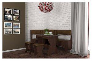 Кухонный уголок Троя-1 - Мебельная фабрика «Бум-Мебель»