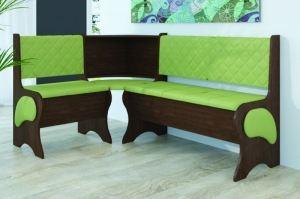 Кухонный уголок угловой - Мебельная фабрика «Корвет»